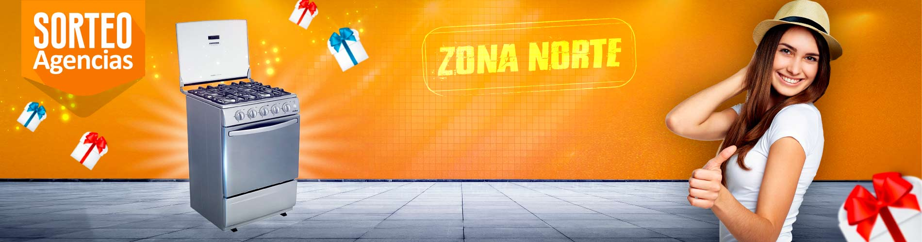SORTEO ZONA NORTE
