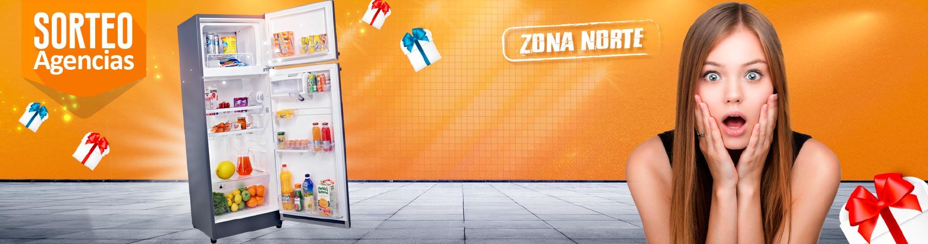SORTEO -ZONA NORTE